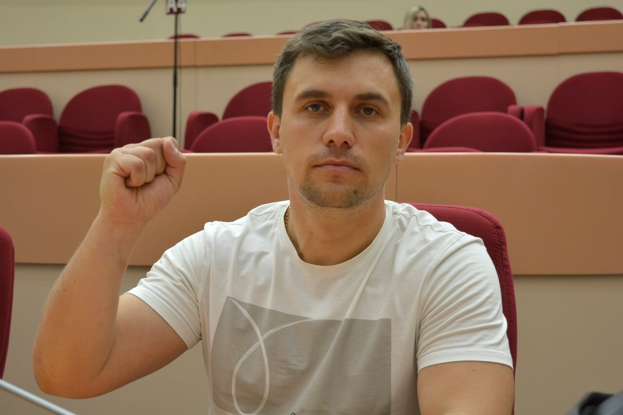 Николай Бондаренко человек 2018 года!
