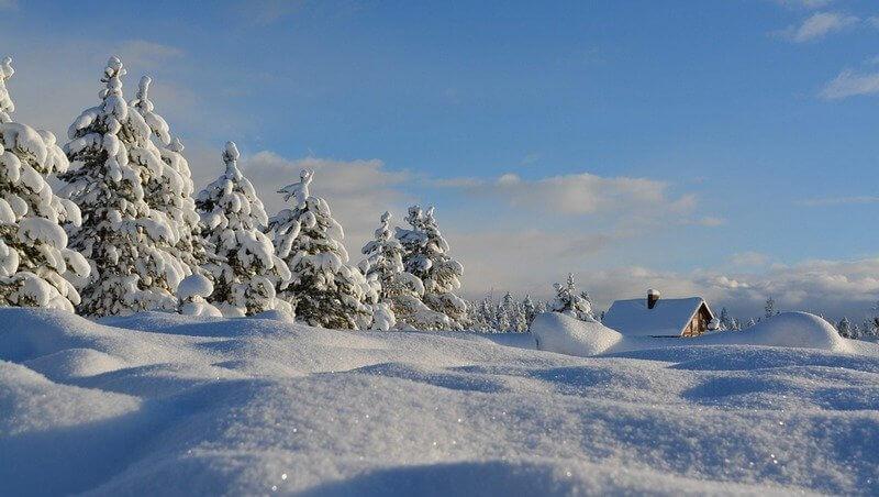В Саратов скоро придет зима