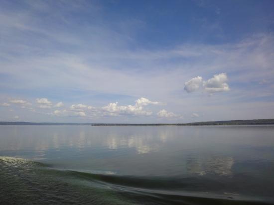 Волга, обмеление, водохранилище