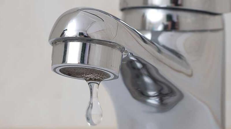 воду отключили