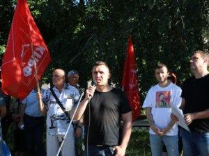 Бондаренко. Митинг в Саратове