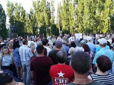 Митинг Балаково
