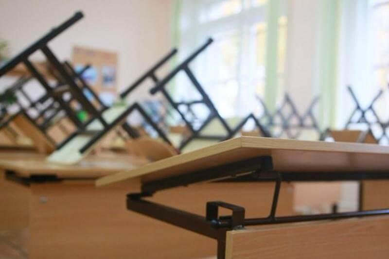 Балашов, школа, закрытие