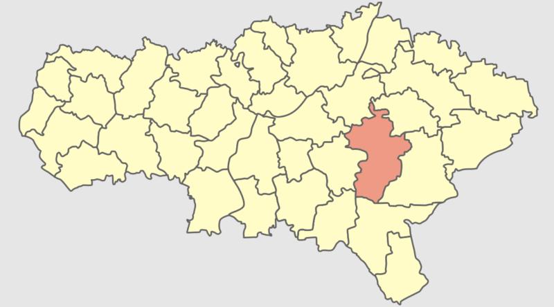 Ершовский район