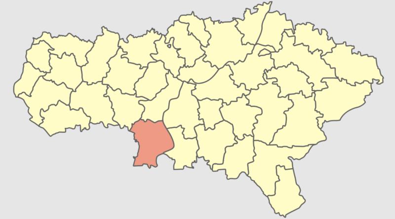 Красноармейский район