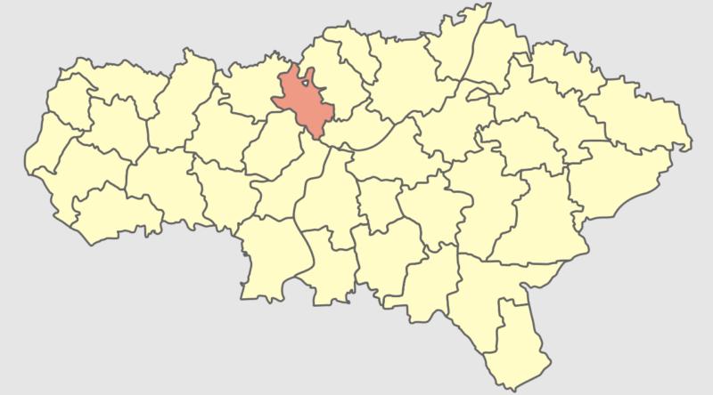 Новобурасский район
