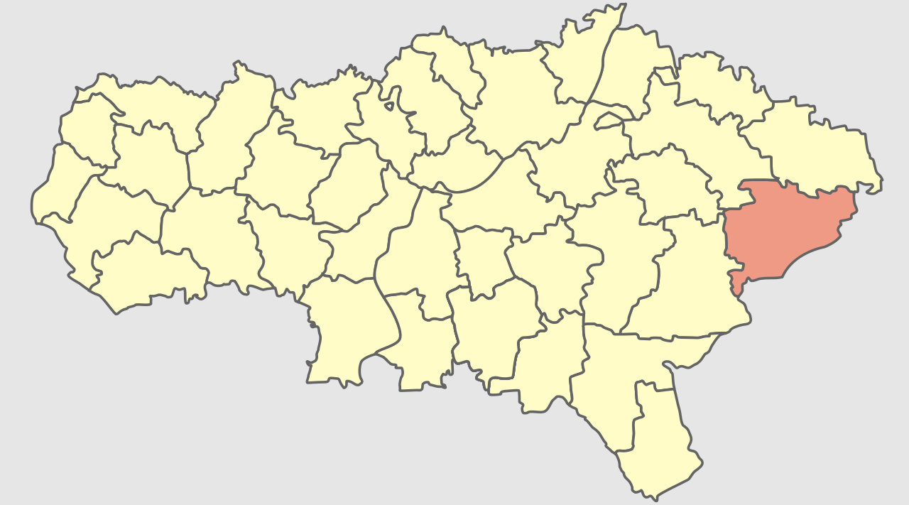 Озинский район