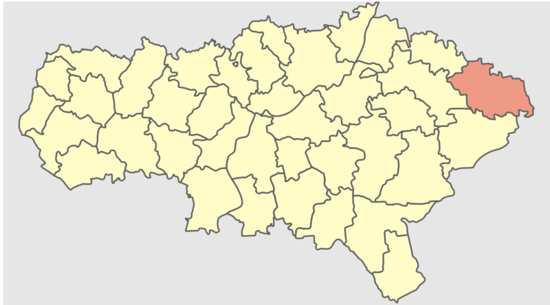 Перелюбский район