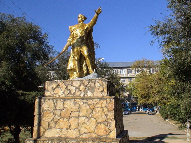 Грязелечебный курорт имени В.И.Чапаева