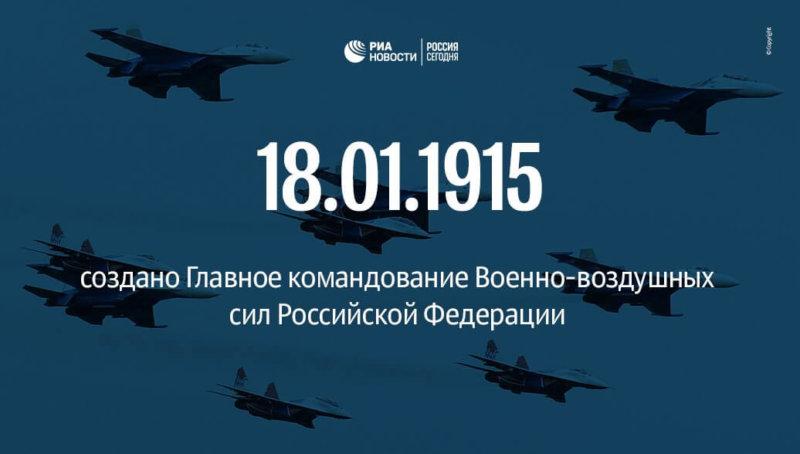 День Главного командования ВВС России