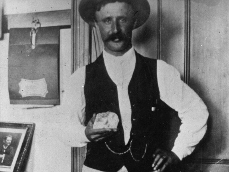 Алмаз Куллинан 1905