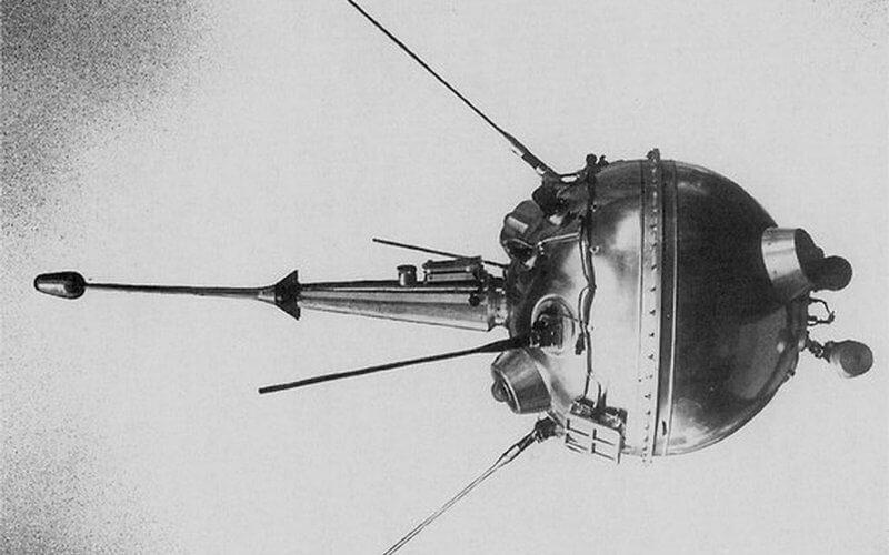 Автоматическая межпланетная станция Луна-1