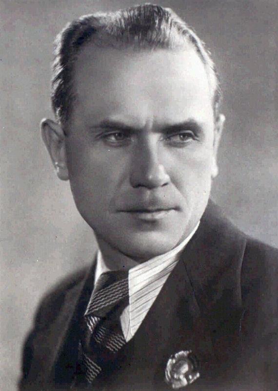 Борис Андреевич Бабочкин
