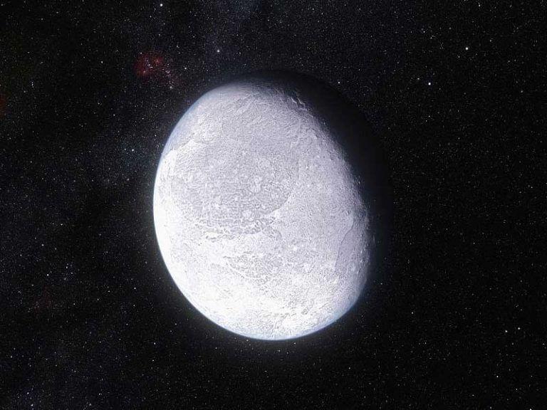 Эрида Планета