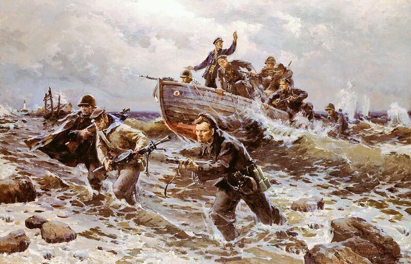 Феодосийский десант 1942