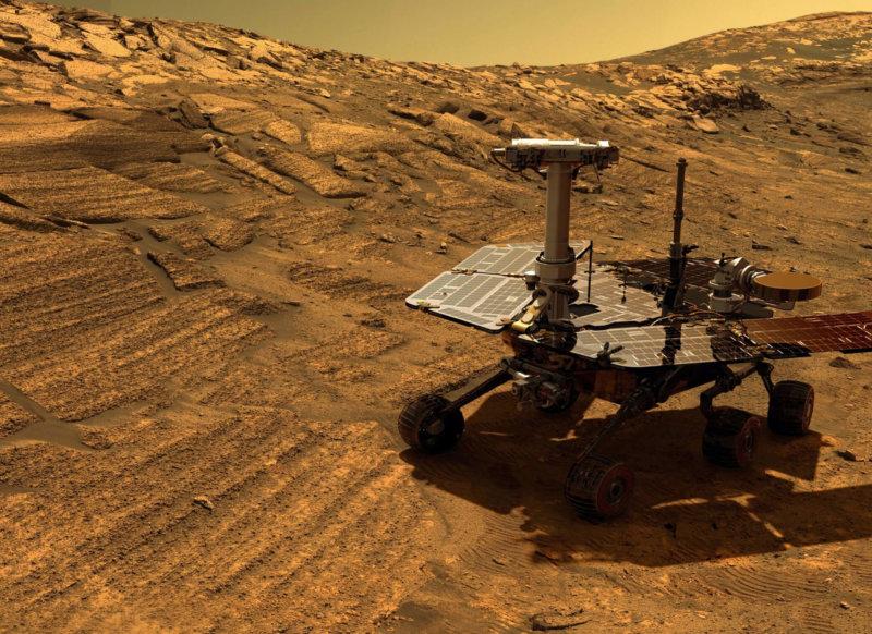 Марсоход Оппортьюнити
