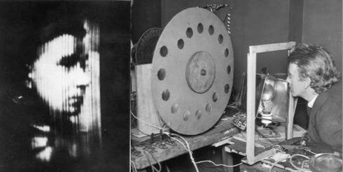 Механический телевизор Джона Бэрда
