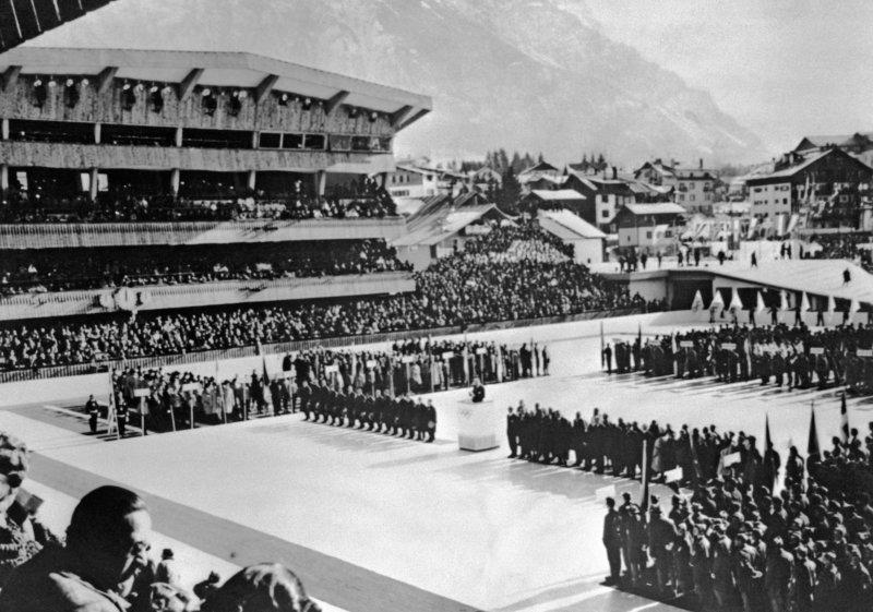 Олимпиада 1956