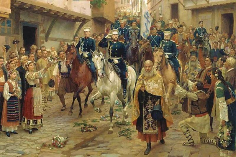 Освобождение Софии 1877