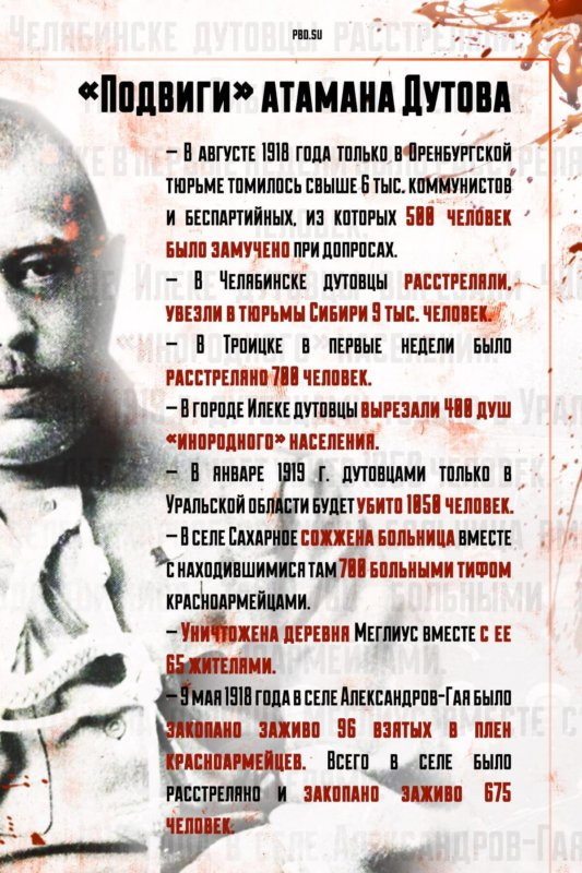 «Подвиги»-атамана-Дутова
