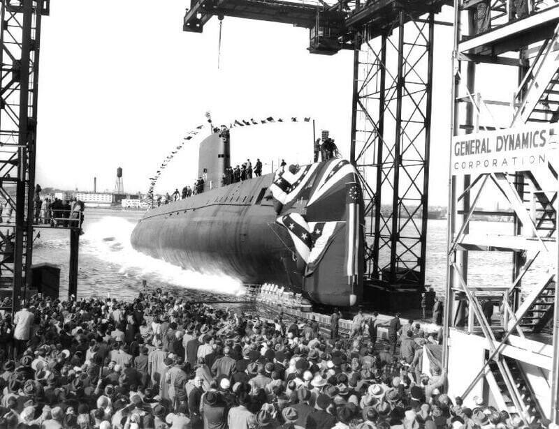 Подводная лодка Наутилус США