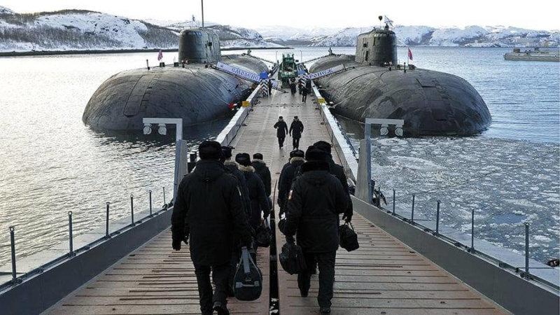 Подводные силы Тихоокеанского флота