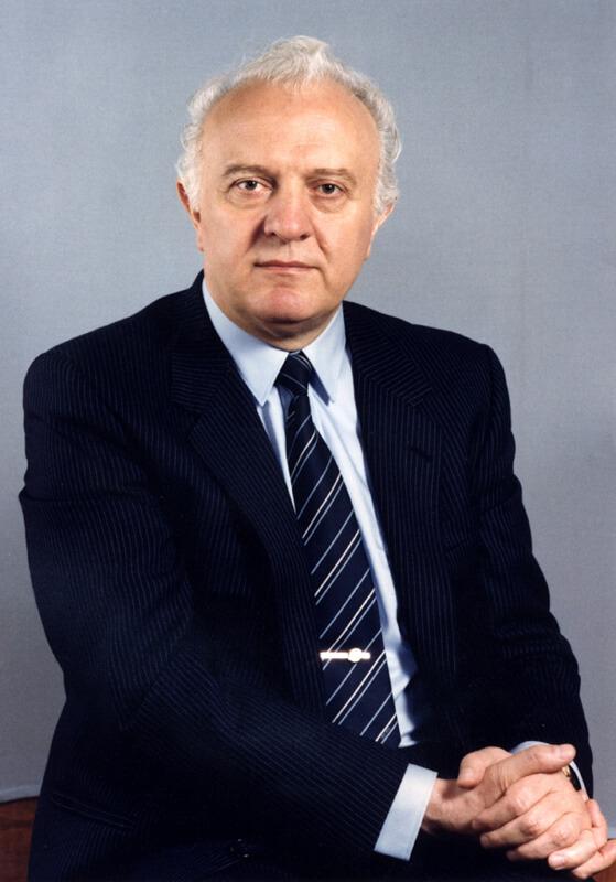 Шеварднадзе Эдуард Амвросиевич