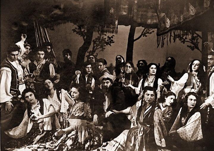 Театр Ромэн 1931