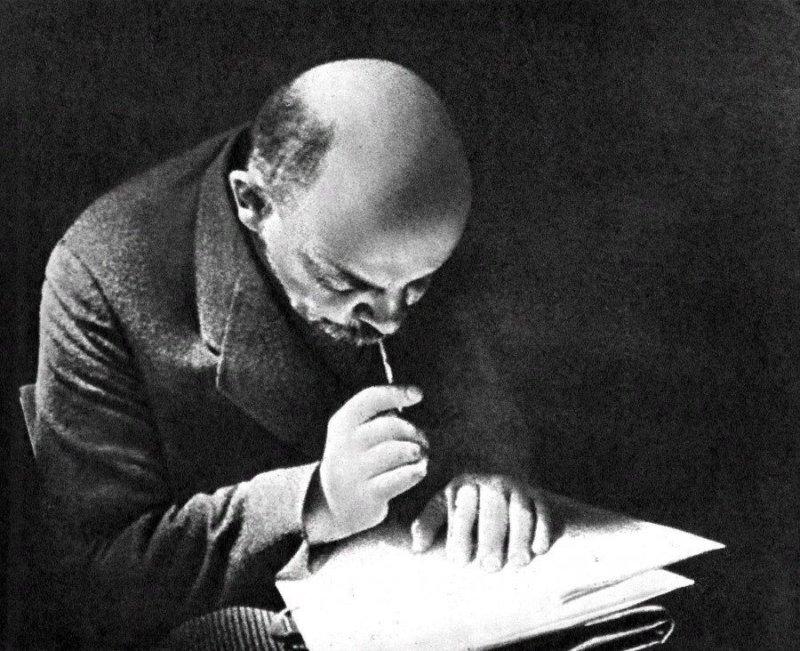 В.В. Ульянов (Ленин)