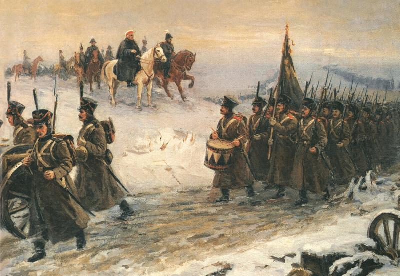 Заграничный поход Русской армии