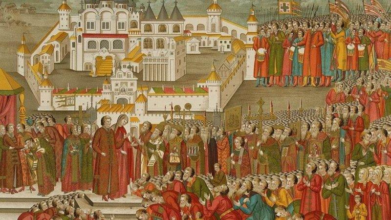 3 марта 1613 года решением земского собора российским царем избран Михаил Федорович Романов