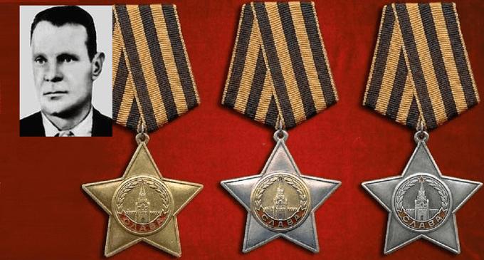 Иван Павлович Субботин