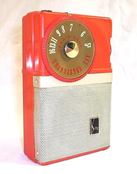 Карманный радиоприёмник
