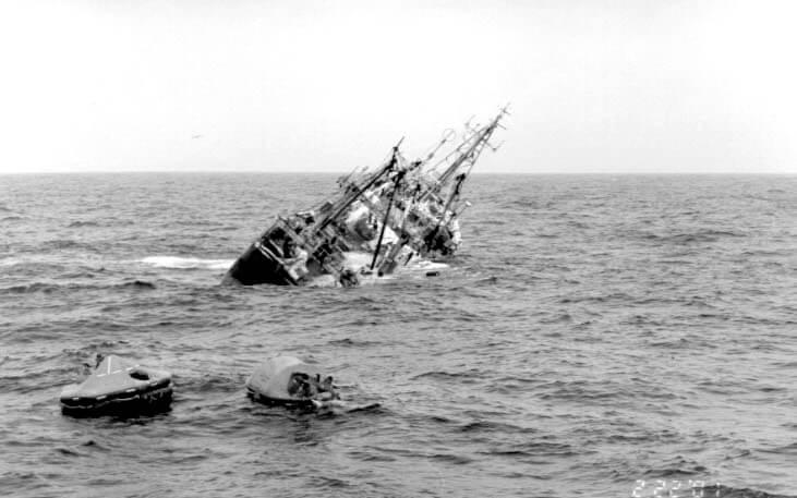 Корабль Альбатрос