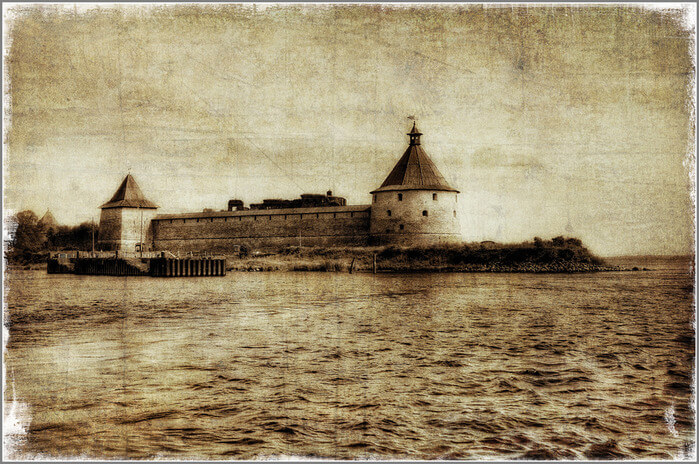 крепость Орехов