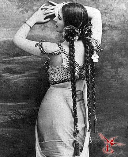 Мата Хари 1917