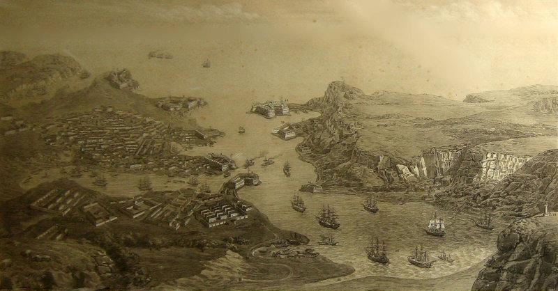Севастопольская крепость 1820