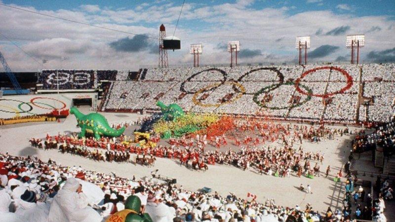Зимние Олимпийские игры 1988