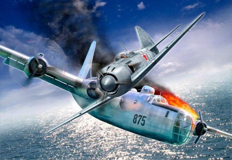 ВМС США PB4Y-2