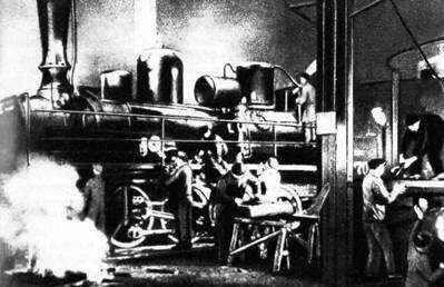12 апреля 1919 года состоялся первый коммунистический субботник