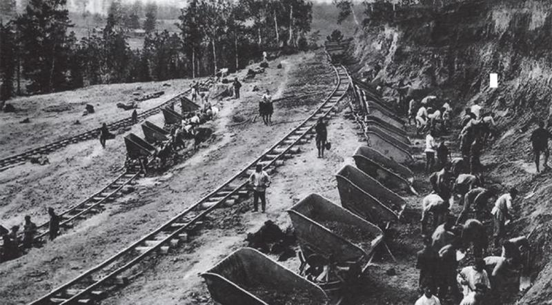 13 апреля 1932 года вышло постановление СНК СССР О строительстве Байкало-Амурской железной дороги