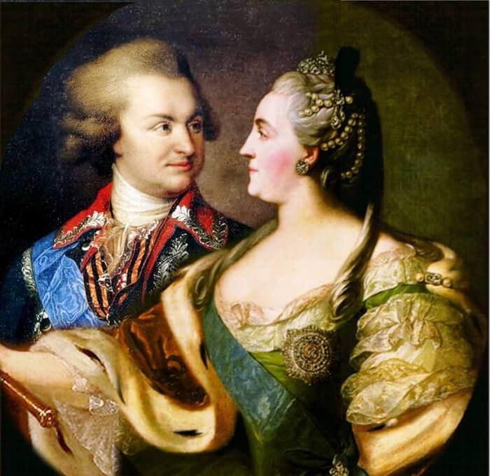1783 - Манифест Екатерины II о присоединении Крыма к России
