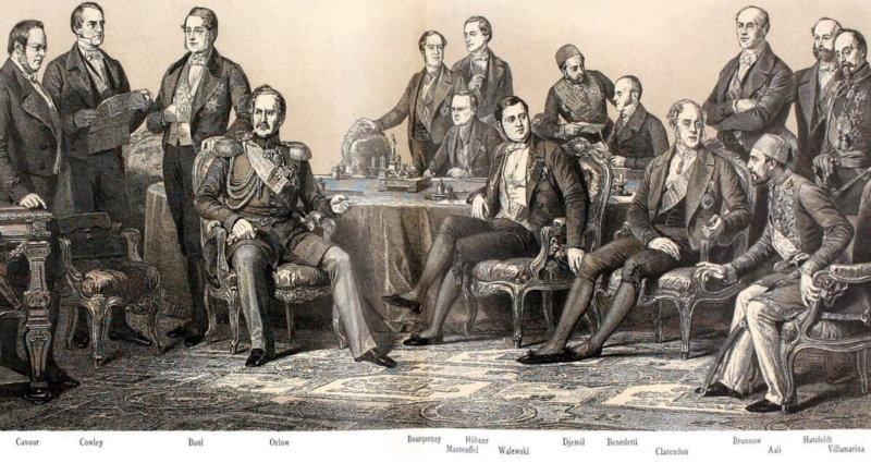 1856 - Крымская война 1853-1856