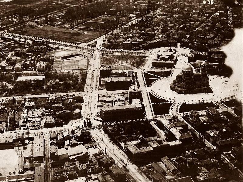 1879 - София провозглашается столицей Болгарии