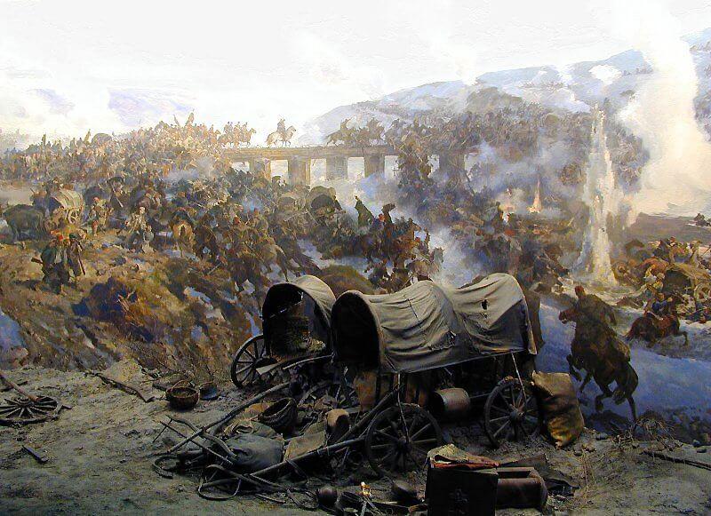 2 апреля 1769 года русские войска отбили у турок город Таганрог