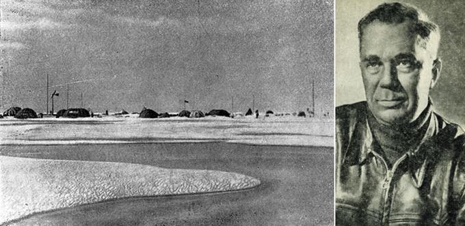 2 апреля 1950 года открылась станция Северный полюс-2