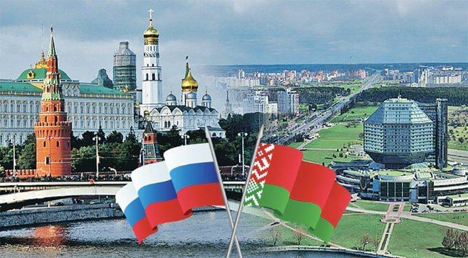 2 апреля 1996 года Борис Ельцин и Александр Лукашенко подписали договор о создании Сообщества России и Белоруссии
