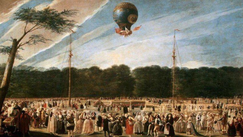 4 апреля 1786 года Екатерина II издала указ запрещающий пускать шары в предупреждение пожарных случаев и несчастных приключений
