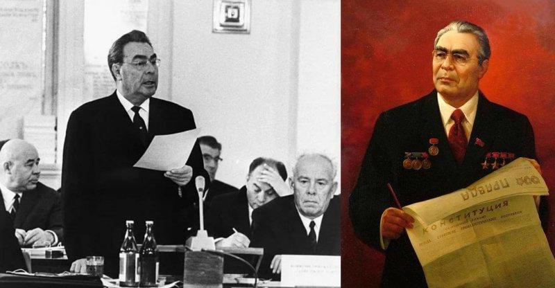 8 апреля 1966 года Л.И. Брежнев стал Генеральным секретарем ЦК КПСС