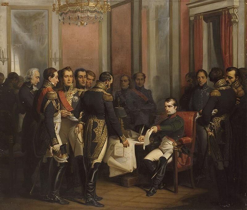Отречение Наполеона